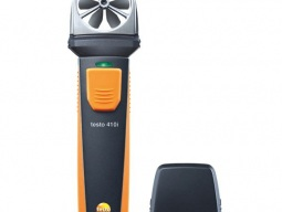 testo-410i-anemometro-molinete-p-medir-volume-de-fluxo-velocidade-do-ar-e-temperatura