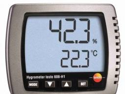 testo-608-h1-termohigrometro-instrumento-de-medicao-de-umidade-e-temperatura