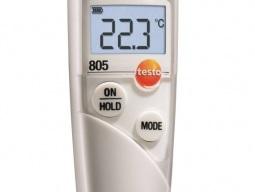 testo-805-instrumento-de-medicao-de-temperatura-por-infravermelhos